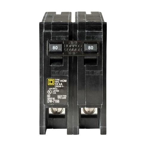 small resolution of homeline 80 amp 2 pole circuit breaker