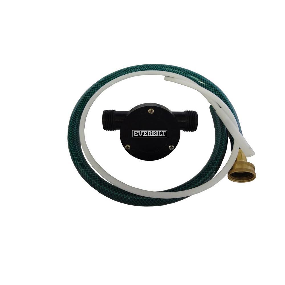 medium resolution of everbilt 300 gph drill pump kit