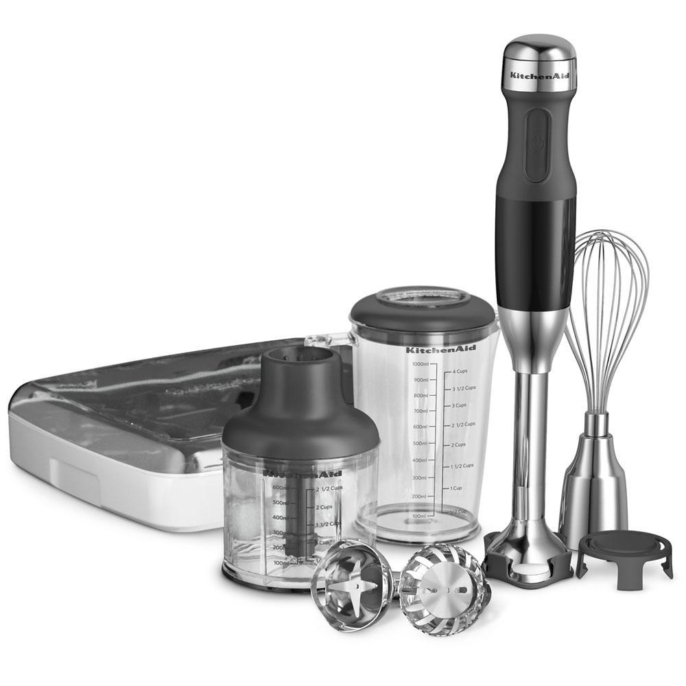 kitchen aid blenders commercial equipment list kitchenaid 5 speed immersion blender khb2561ob the home depot