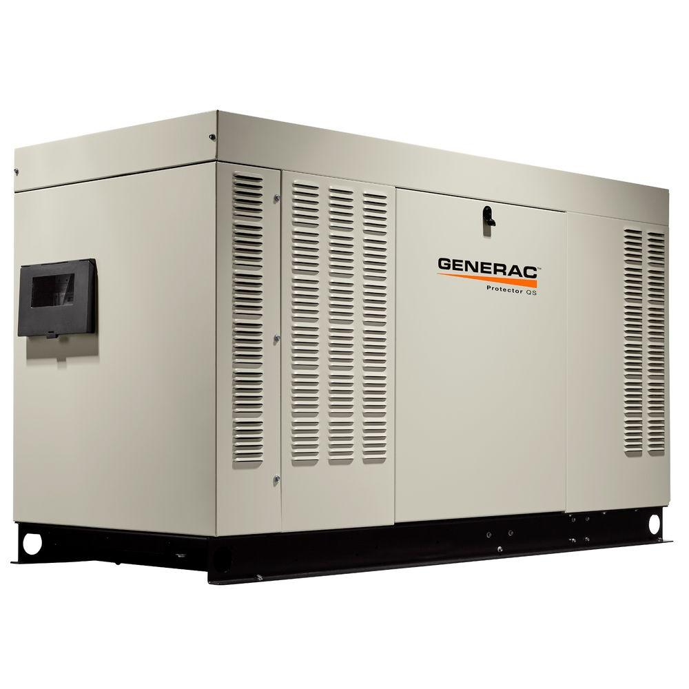 medium resolution of 48 000 watt 120 volt 240 volt liquid cooled standby generator single phase with aluminum enclosure