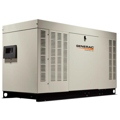 small resolution of 48 000 watt 120 volt 240 volt liquid cooled standby generator single phase with aluminum enclosure