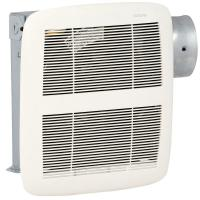 NuTone LoProfile 80 CFM Ceiling/Wall Bathroom Exhaust Fan