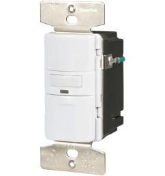 eaton motion activated vacancy sensor wall switch white vs310u w k turn offfind cooper wiring devices amp almond motion motion [ 1000 x 1000 Pixel ]