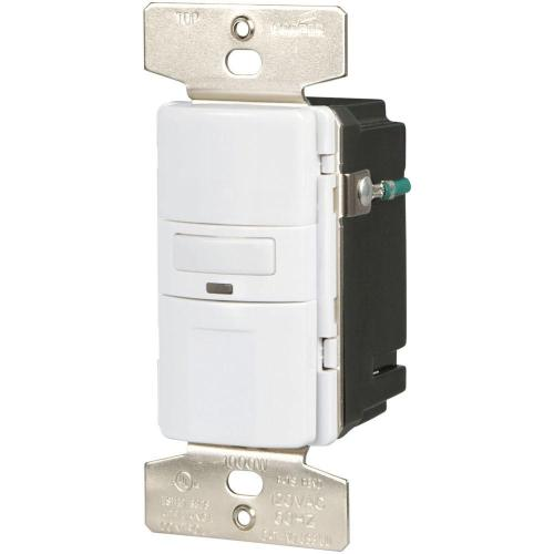 small resolution of eaton motion activated vacancy sensor wall switch white vs310u w k turn offfind cooper wiring devices amp almond motion motion