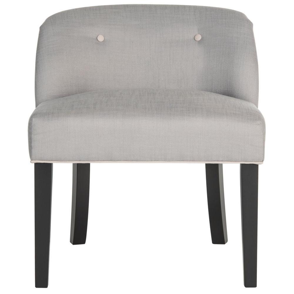 Safavieh Bell GreyTaupe Vanity ChairMCR4203B  The Home