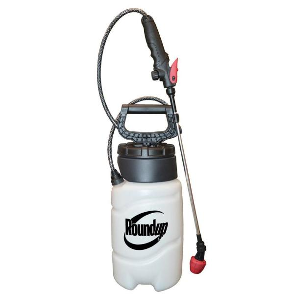 Roundup 1 Gal. -in-1 Multi Nozzle Sprayer-190458 - Home Depot