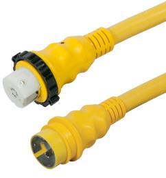 50 amp 125 250 volt power cord plus cordset 4 [ 1000 x 1000 Pixel ]