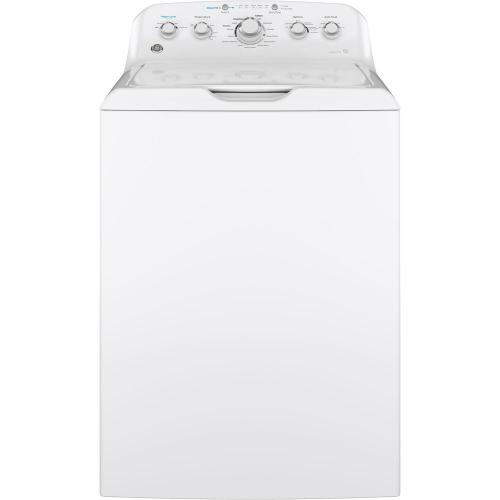 small resolution of high efficiency white top load washing machine with stainless steel basket