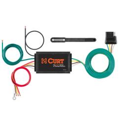 curt powered 3 to 2 wire taillight converter [ 1000 x 1000 Pixel ]