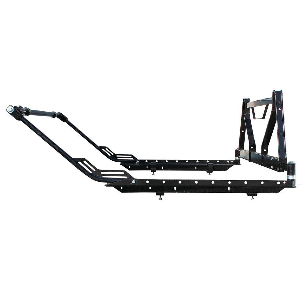 Detail K2 Ladder and Multipurpose Flip Out Truck Rack with