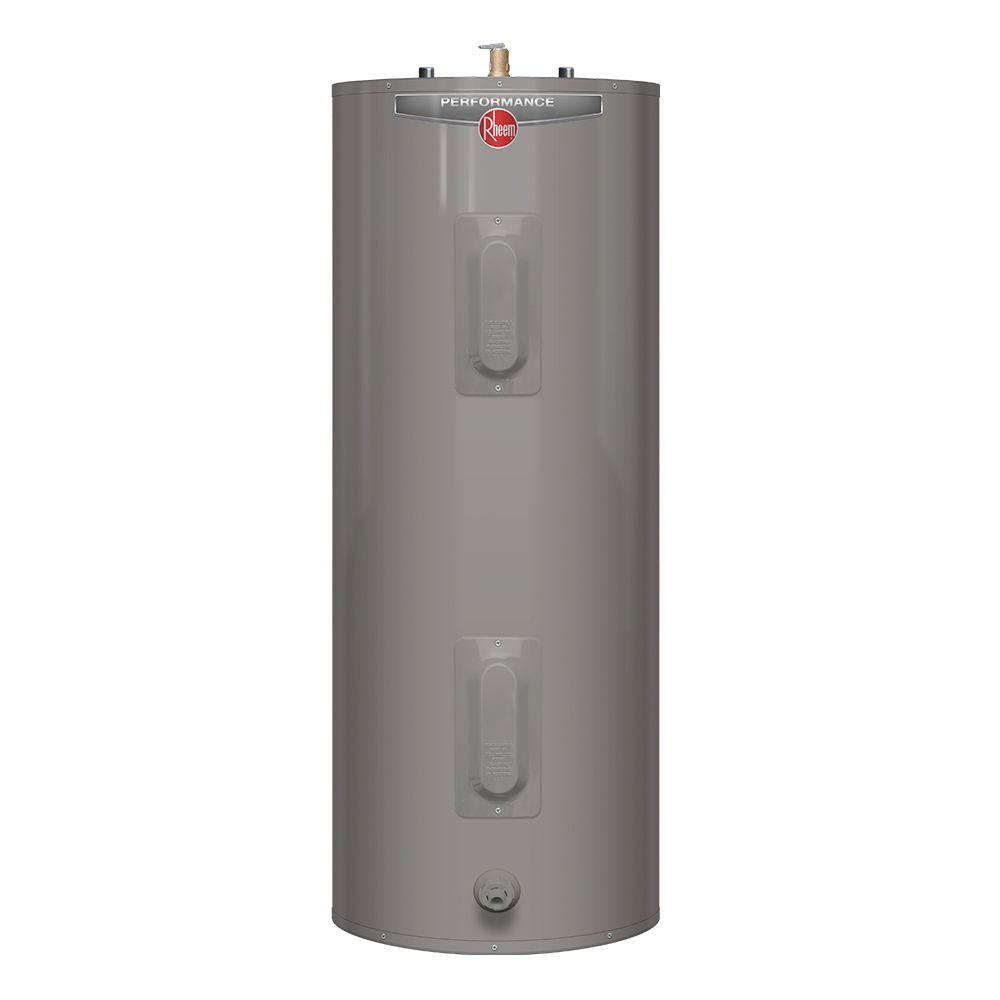 hight resolution of rheem performance 50 gal medium 6 year 4500 4500 watt elements electric tank water heater