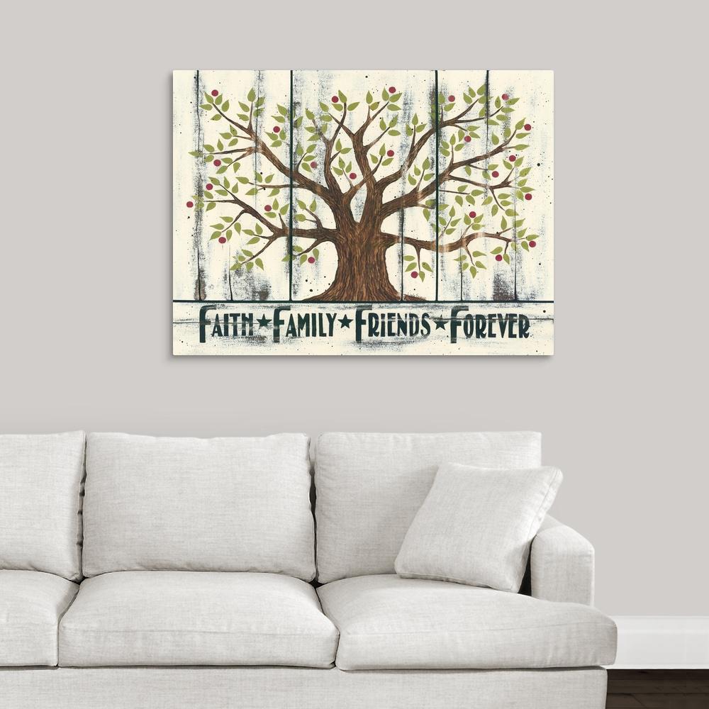 tree faith family friends