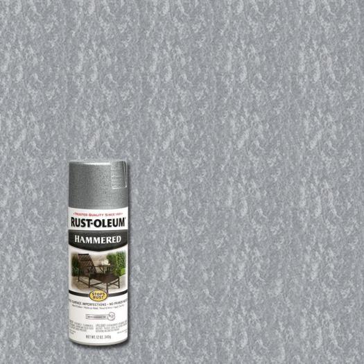 Rust Oleum Stops 12 Oz Hammered Spray Paint 7213830 The