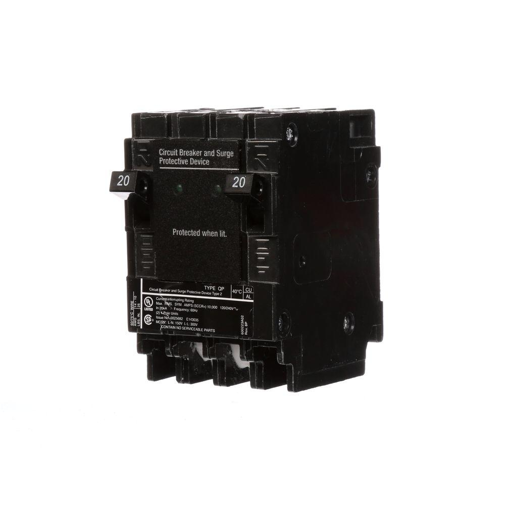 medium resolution of siemens 20 amp 6 5 in whole house surge protected circuit breaker