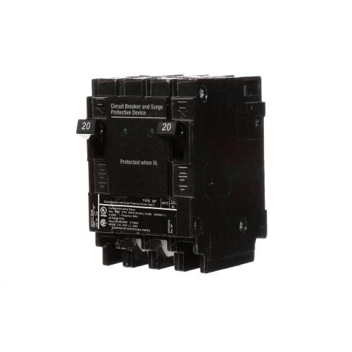 small resolution of siemens 20 amp 6 5 in whole house surge protected circuit breaker