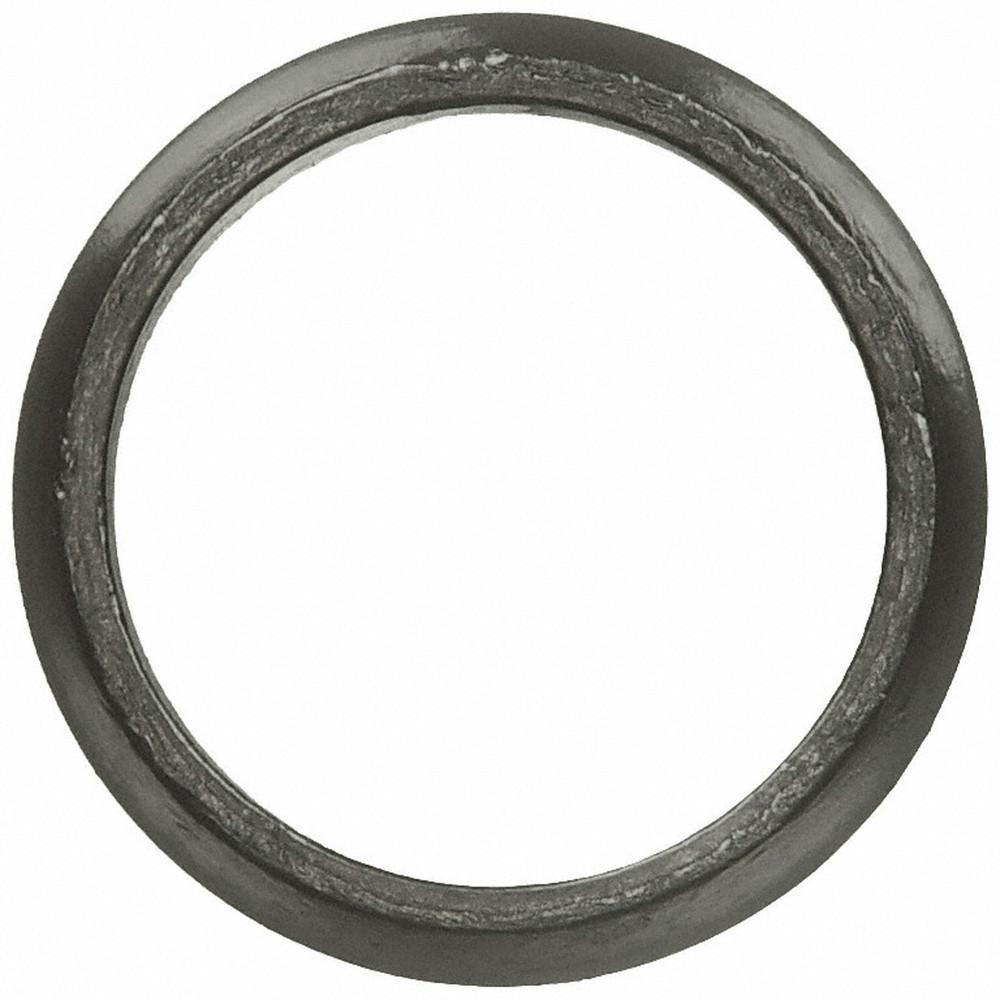medium resolution of exhaust pipe flange gasket front