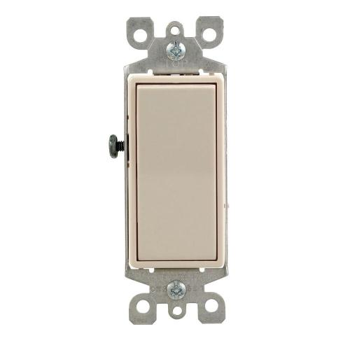 small resolution of leviton decora 15 amp 4 way rocker switch light almond