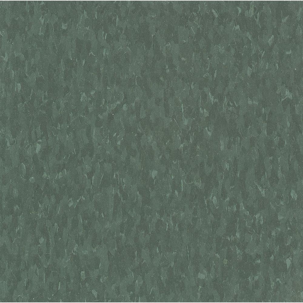 Armstrong Imperial Texture 12 in x 12 in Greenery