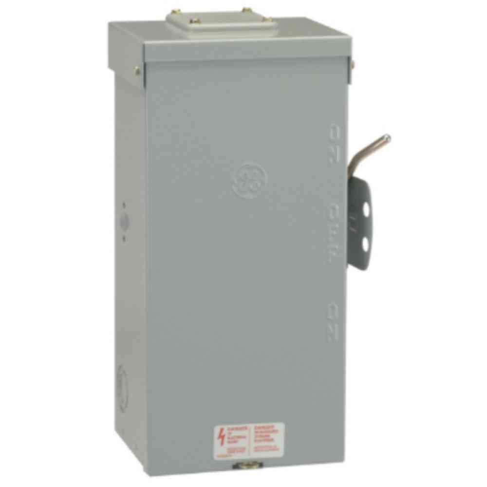 medium resolution of ge 200 amp 240 volt non fused emergency power transfer switch