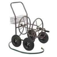 Liberty Garden Four Wheel Hose Cart-Pneumatic Tires-871-L ...