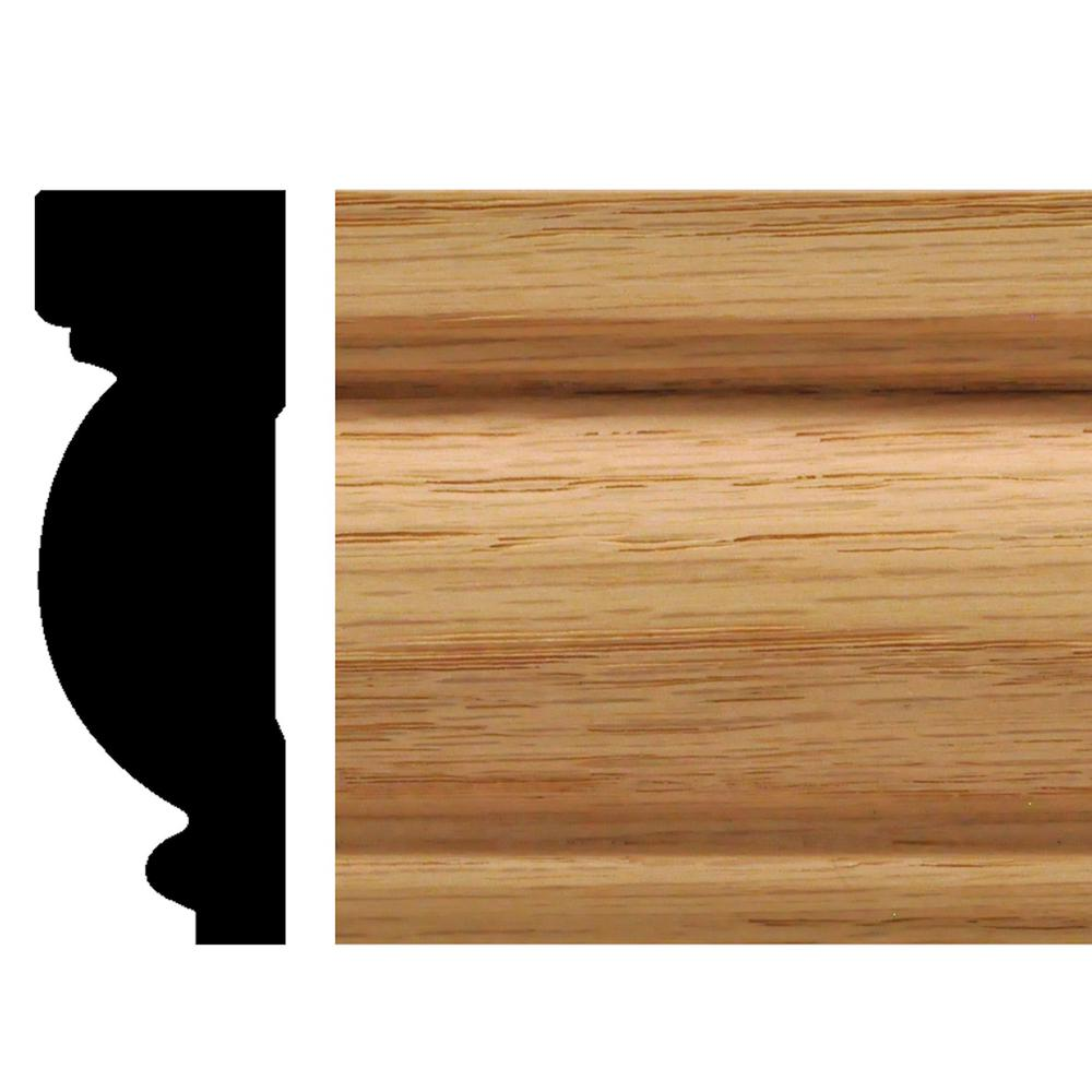 oak chair rail cover sashes wholesale uk house of fara 9202 27 32 in x 2 5 8 90 casing moulding