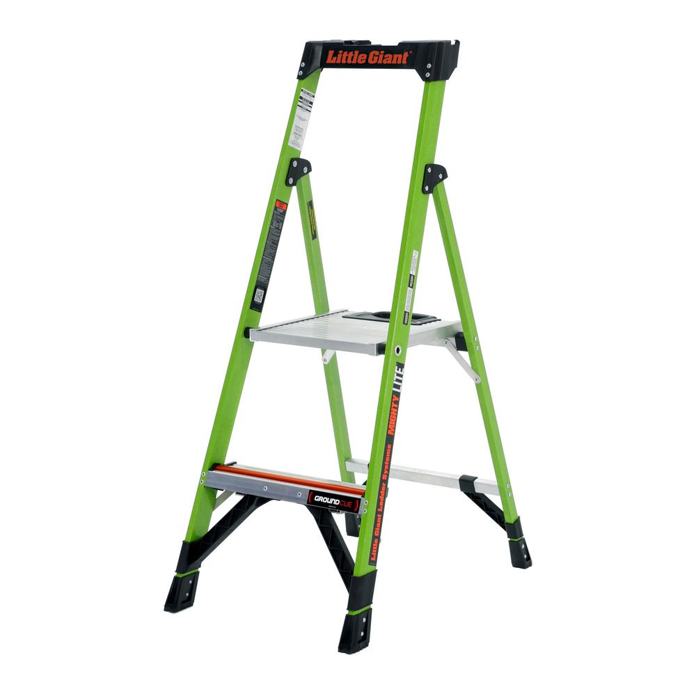 Little Giant Ladder Systems 4 ft. MightyLite Type IA