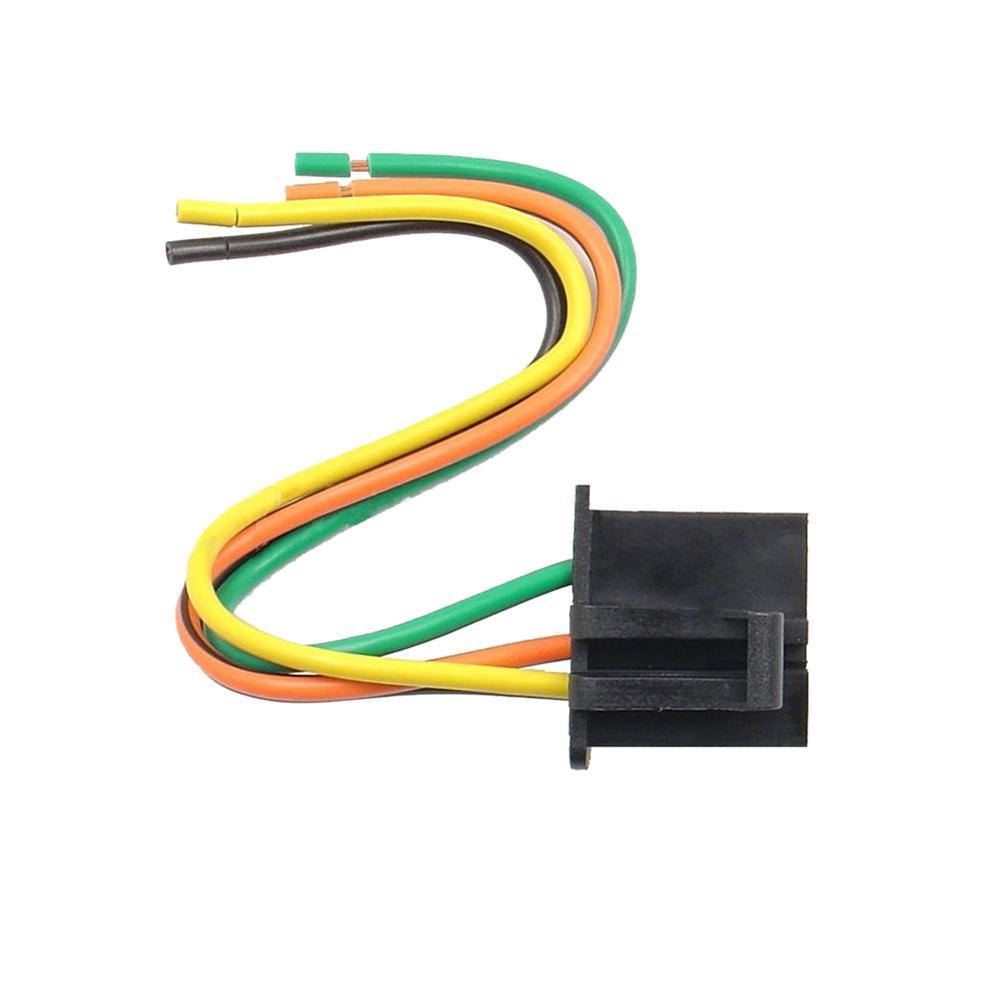 hight resolution of hvac blower motor resistor connector