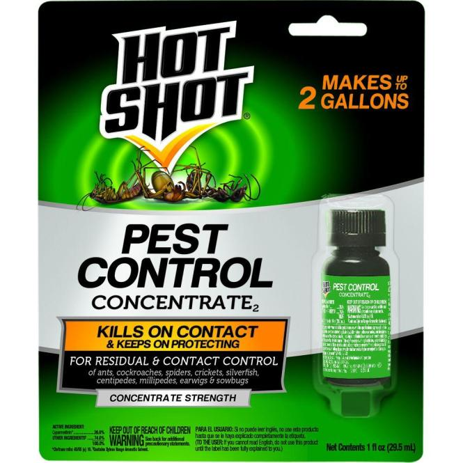 Hot Shot Unscented Ant Roach Plus Germ Killer 21 8 Oz 3 Pack Walmart Com