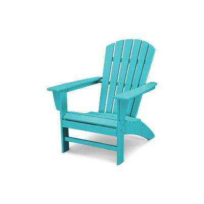 home depot chairs plastic wheelchair charger patio furniture the traditional curveback aruba outdoor adirondack chair