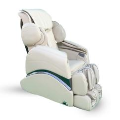 Kawaii Massage Chair White Reclining Styling Beige Hg20s Bg The Home Depot