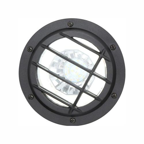 small resolution of low voltage black outdoor integrated led landscape well light