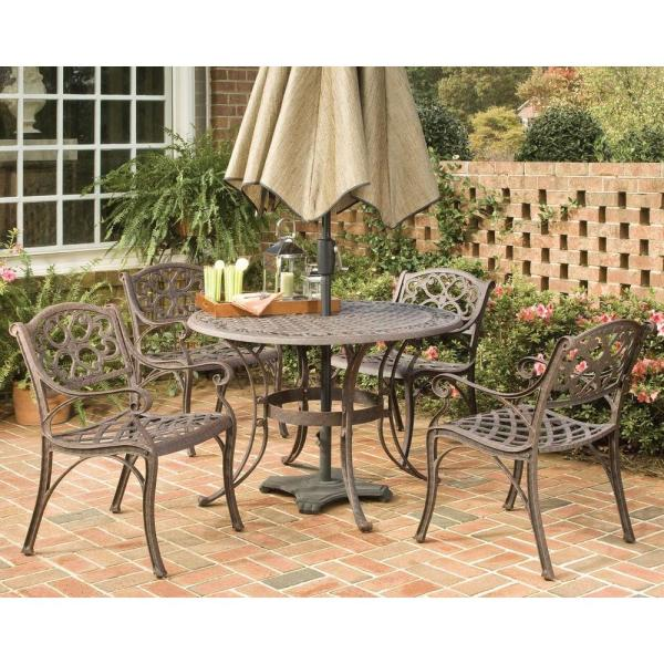 Home Styles Outdoor Patio Dining Set