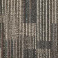 Rockefeller Hazelnut Loop 19.7 in. x 19.7 in. Carpet Tile ...