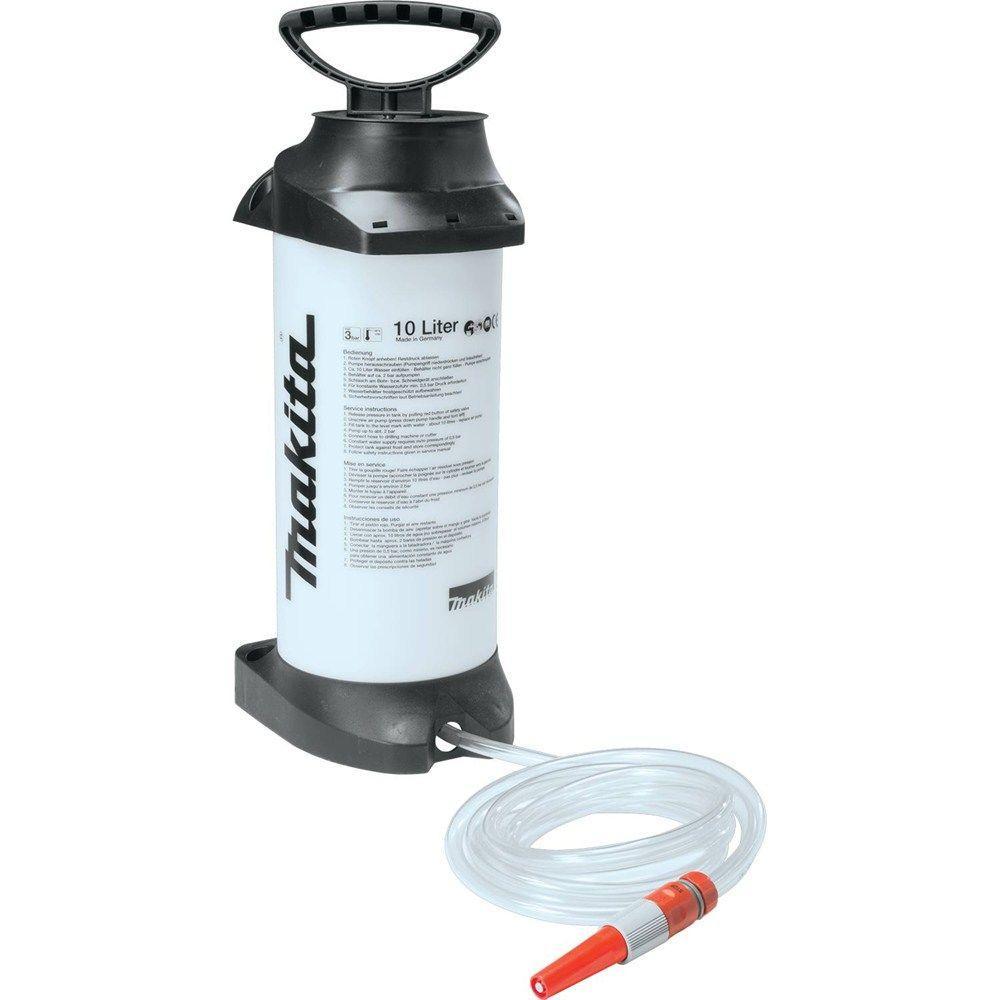 medium resolution of makita 2 6 gal pressurized water tank