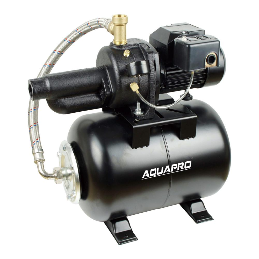 hight resolution of 1 2 hp convertible jet pump with 6 gal
