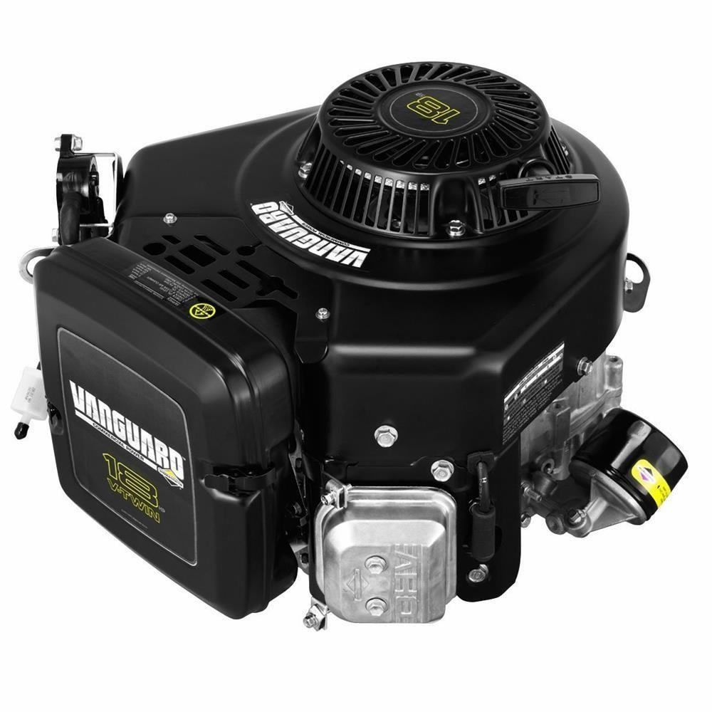 medium resolution of 18 hp v twin vertical vanguard gas engine