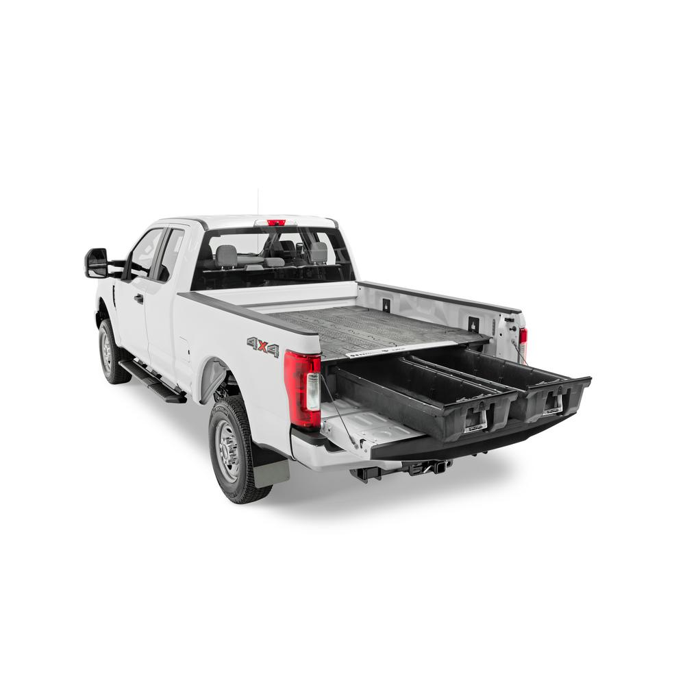 hight resolution of bed length pick up truck storage system for ford