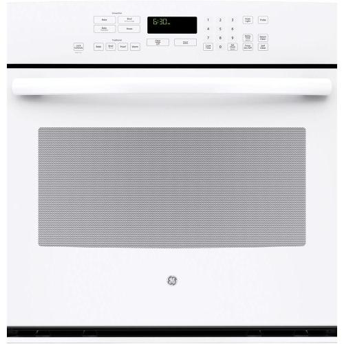 small resolution of ge profile 30 in single electric wall oven self cleaning with steam plus convection
