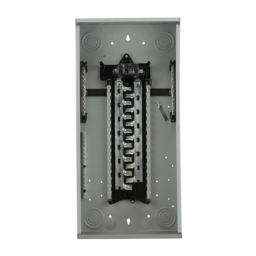 medium resolution of murray 100 amp 30 space 40 circuit main breaker load center