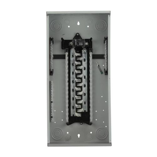 small resolution of murray 100 amp 30 space 40 circuit main breaker load center