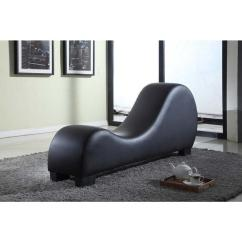 Pictures Of Chaise Lounge Chairs Glider Rocker Recliner Chair Black Faux Leather Cl 10 The Home Depot