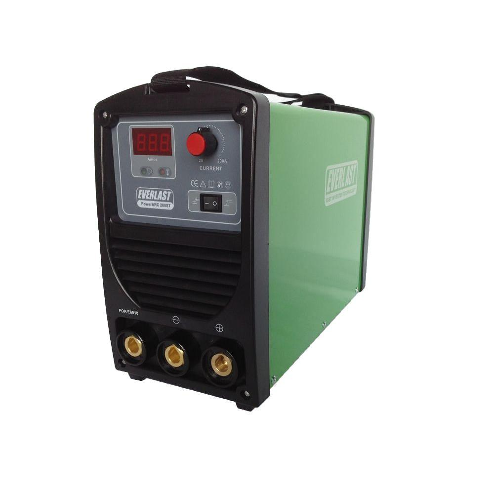 medium resolution of 200 amp powerarc 200st igbt inverter dc stick tig welder with lift tig start 120v 240v