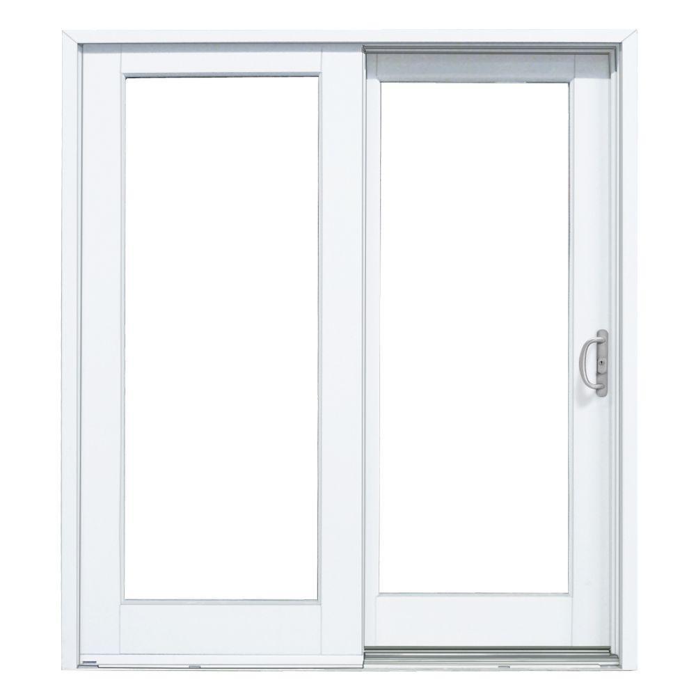double door window