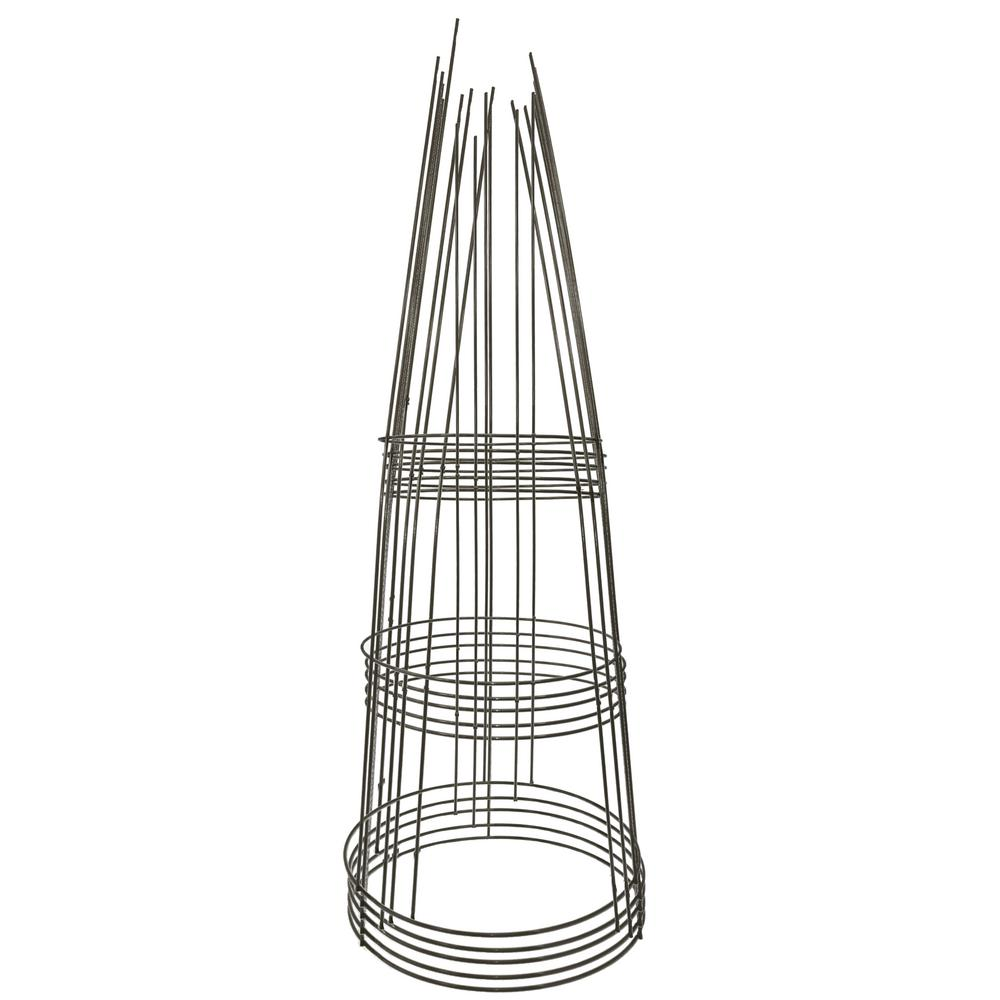 Gilbert & Bennett 42 in. Galvanized Tomato Cage (5-Pack