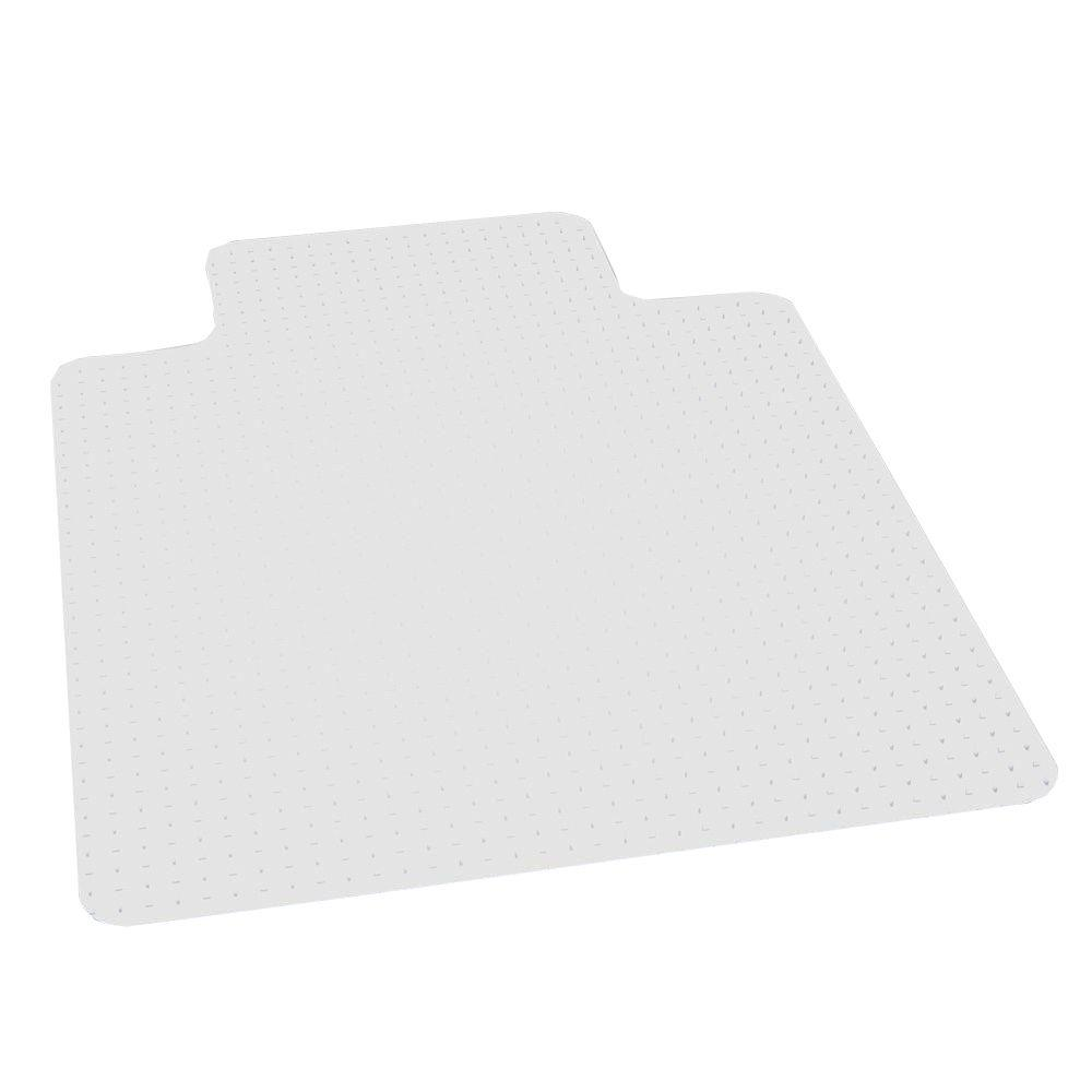 carpet chair mats folding for camping es robbins performance clear 45 in x 53 vinyl mat