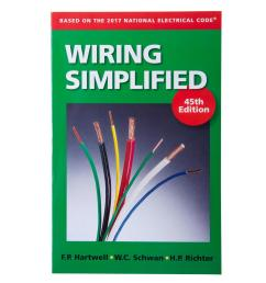 wiring simplified 45th edition diy electrical installation guide [ 1000 x 1000 Pixel ]