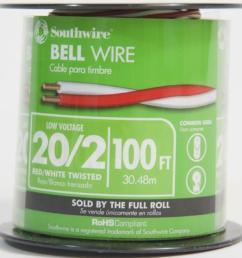 20 2 twisted cu bell wire [ 1000 x 1000 Pixel ]
