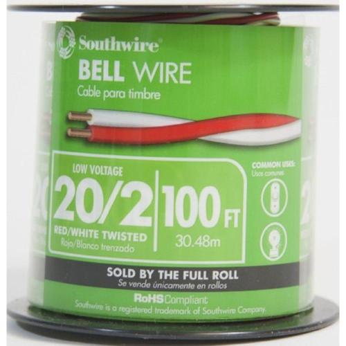 small resolution of 20 2 twisted cu bell wire