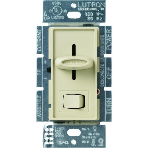 small resolution of lutron skylark c l dimmer switch for dimmable led halogen and incandescent bulbs single