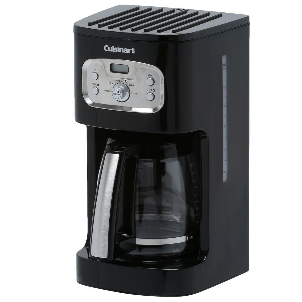cuisinart dcc 1200 parts diagram honeywell power humidifier wiring 12 cup programmable coffee maker in black cbc 3300 the